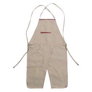 Apron Canvas Genuine Leather
