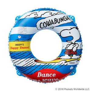 SNOOPY SWIM RING 90 AG