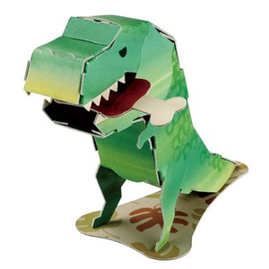 Dinosaur Cardboard Box Craft Kit