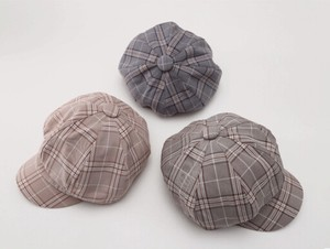 Kids Checkered Casquette Kids Cap Casual