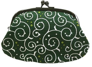 Dot Arabesque Parent And Child Coin Purse