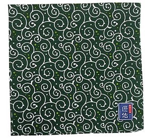 Dot Arabesque Wrapping Cloth