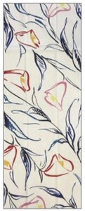 Tenugui (Japanese Hand Towels) Thusen Watercolor Hand Towel Tulip
