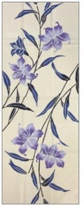 Tenugui (Japanese Hand Towels) Thusen Watercolor Hand Towel