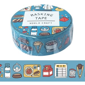 Washi Tape School Lunch Wrapping Decoration Washi Tape