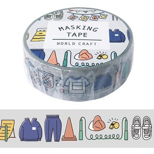 Washi Tape Physical Education Wrapping Decoration Sports Day