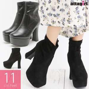 [2019NewItem] High Heel Short Boots