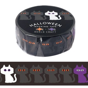Washi Tape Cat Wrapping Washi Tape Halloween