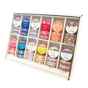Nation Costume Washi Tape Tools/Furniture Set Sample Pop Present Washi Tape