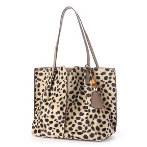 Animal SEAL Pouch Attached Tote Bag