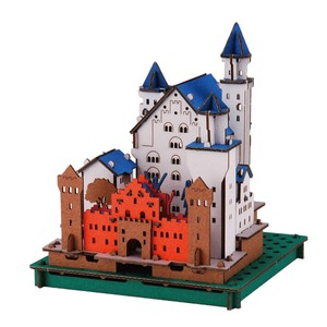 Line Stein Cardboard Box Craft Kit