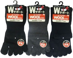 A/W Men's Five Fingers Socks