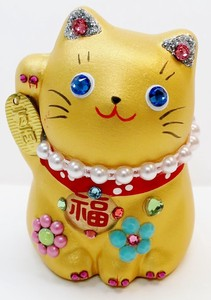 Ornament Beckoning cat Kinsai Beckoning cat Beckoning cat