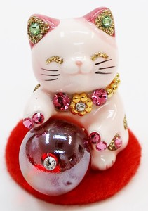 Ornament Feng Shui Beckoning cat