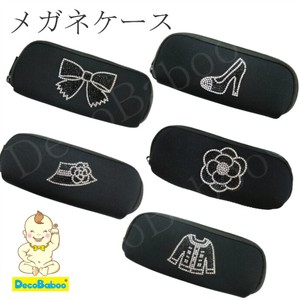 Eyeglass Case Ribbon soft Eyeglass Case Plain