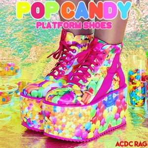 Pop Candy Form Shoes Sneaker