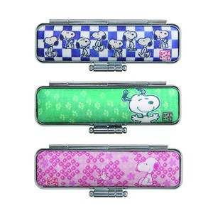 Snoopy Seal Case Japanese Paper
