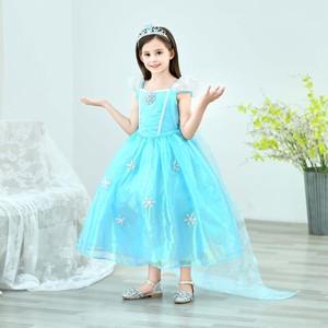 プリンセス ハロウィン コスプレ 仮装 子供 キッズ 女の子 雪のプリンセス お姫様