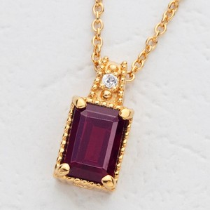Garnet Antique Pendant