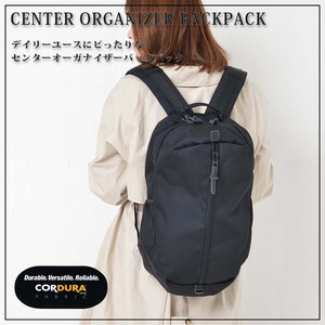 Fabric Use Backpack Men's Ladies Large capacity Going To School Black Water-Repellent