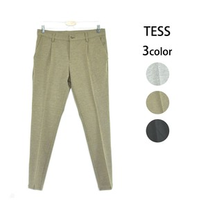 A/W Cut Ankle Pants