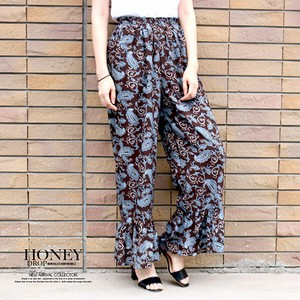 A/W Paisley Flare Pants