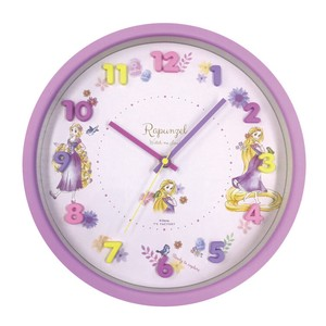 Disney Icon Wall Clock Rapunzel