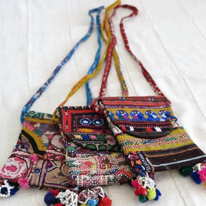 Pakistan Mirror Work Pouch