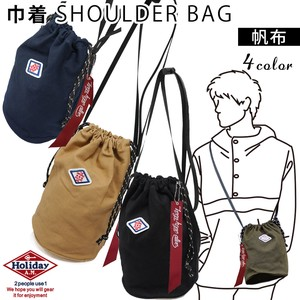 Bag Pouch Pouch Shoulder Bag Men's Ladies Canvas Canvas