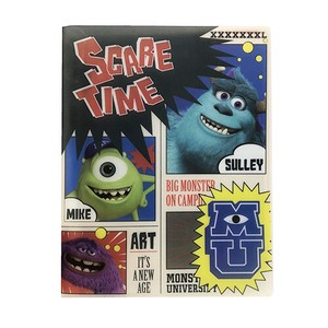 Monsters Inc File