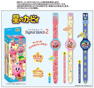 Kirby of the Stars Digital Watch