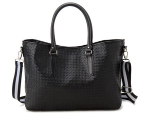 Mesh Push Tote Bag