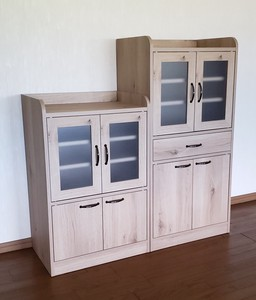 Compact Kitchen Plates & Utensil New Color Cabinet