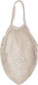 Cotton Mesh Bag Natural