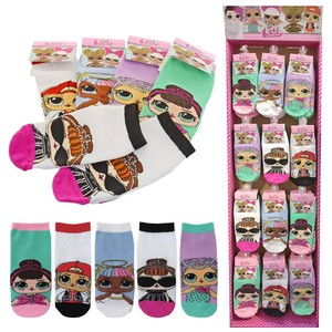 Surprise Ankle Socks Kids Girls American Imports