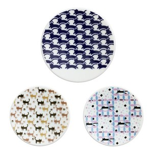 Mino Ware 1Pc Komon Mini Dish 3 Types