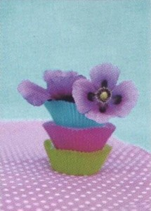 Imports Postcard France Imports Purple Purple POPPY