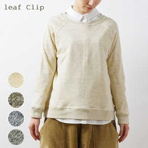A/W Switching Elbow Patch Pullover Natural Stretch