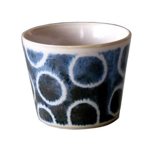 Blue Chocolate Cup