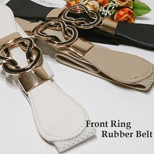 Popular Front Ring Elastic Belt Belt