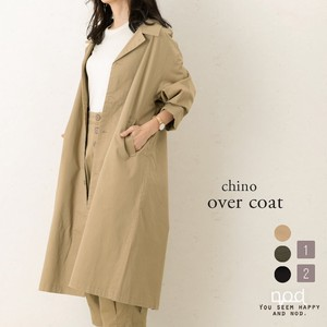 [2019NewItem] Over Coat A/W Long Coat Outerwear