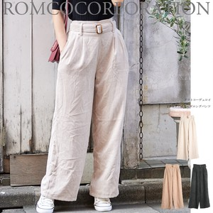 soft CORDUROY Pants