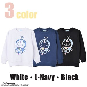 Socks Doraemon Fleece Sweatshirt Kids