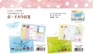 Disney Series Pouch Sticky Note