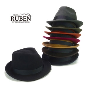 Ruben Plain Felt Hat Young Hats & Cap