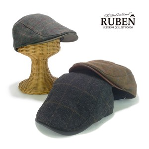 Ruben Tweed Flat cap Young Hats & Cap