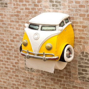 Toilet paper holder YELLOW