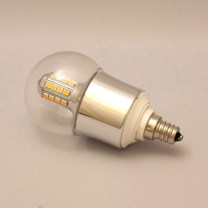 LED Light Bulb Round shape