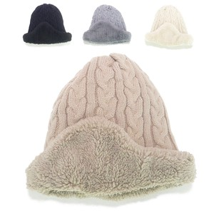 Cable Knitted Watch Cap Young Hats & Cap