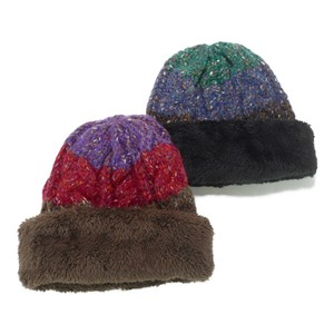 Nep Knitted Watch Cap Young Hats & Cap